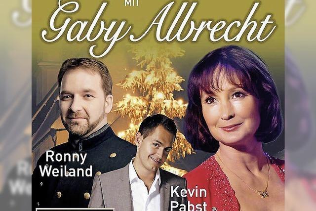 Weihnachtskonzert mit einem traumhaften Trio