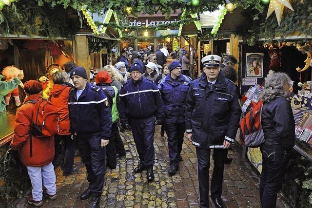 Freiburger Weihnachtsmarkt: Ein Eldorado für Taschendiebe