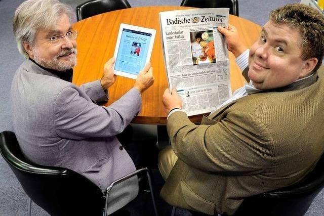 Warum die Tageszeitung unverzichtbar ist