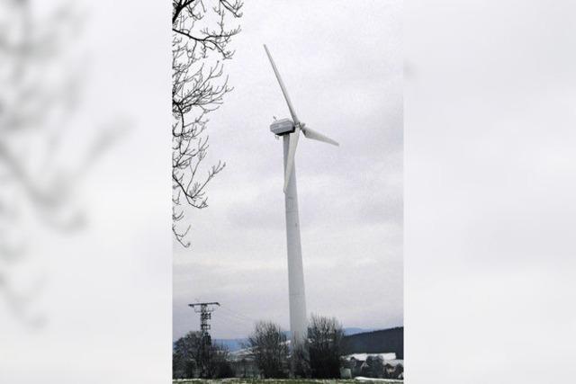 Milanhorst verhindert den Bau von drei Windrädern