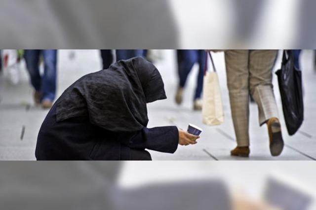 Polizei legt Bettlerbande das Handwerk