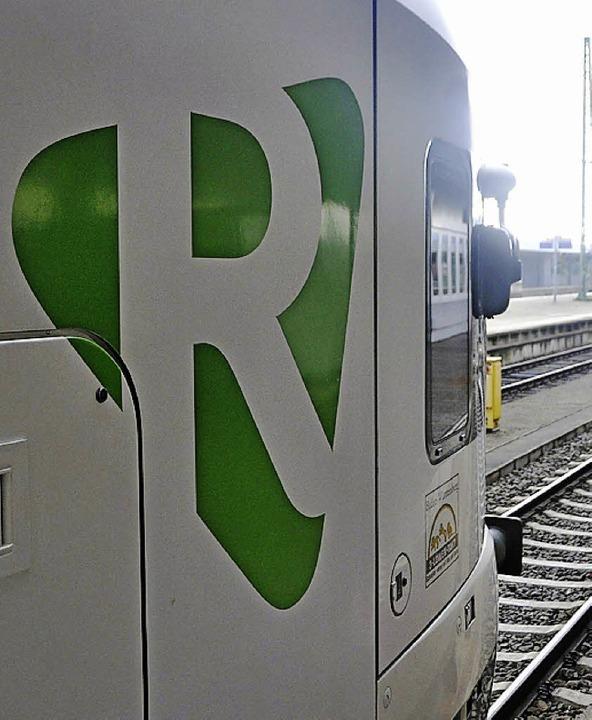 Die Grünen wollen mehr wissen zur  Regio-S-Bahn.   | Foto: Gramespacher
