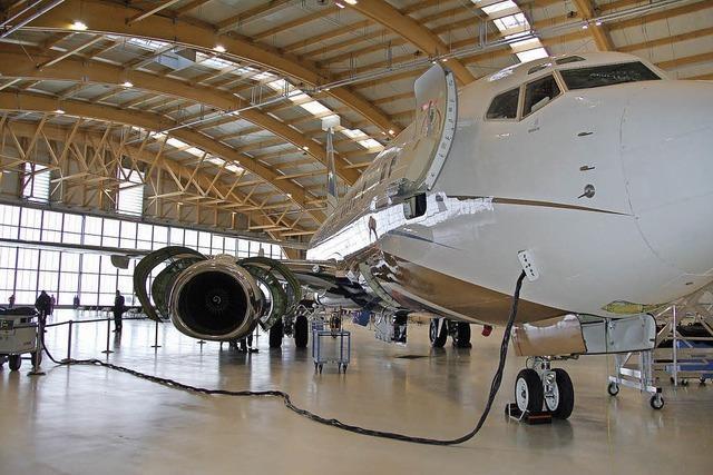 Schwieriger Markt für Flugzeugausstatter