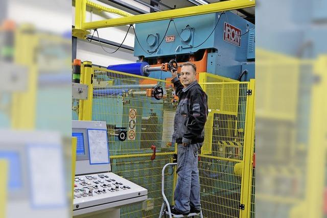 Franke-GmbH wächst kräftig