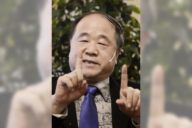 Nobelpreisträger Mo Yan schreibt über China