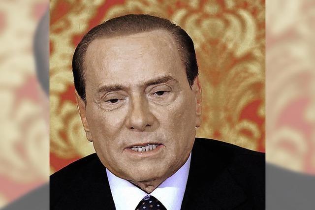 Berlusconi tritt wieder an