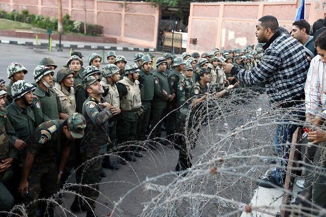 Opposition will nicht mit Mursi sprechen