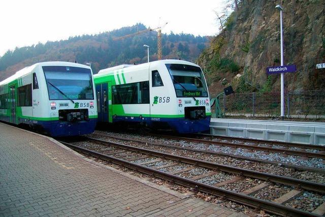 Land will Ausbau der Breisgau-S-Bahn vorantreiben