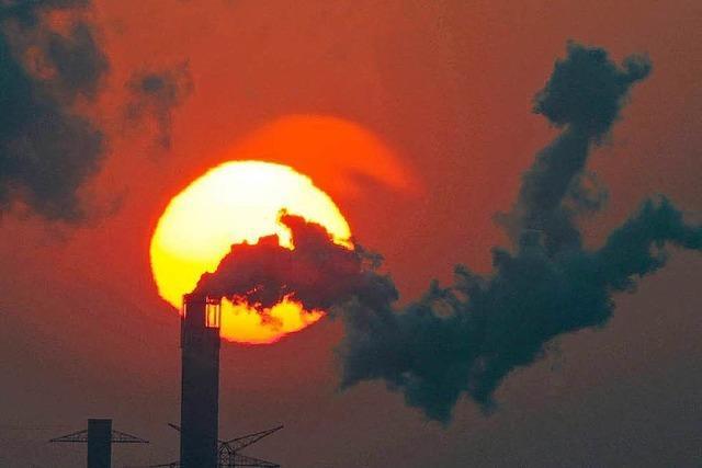 Mit dem Hammer gegen das Klimaschutz-Debakel