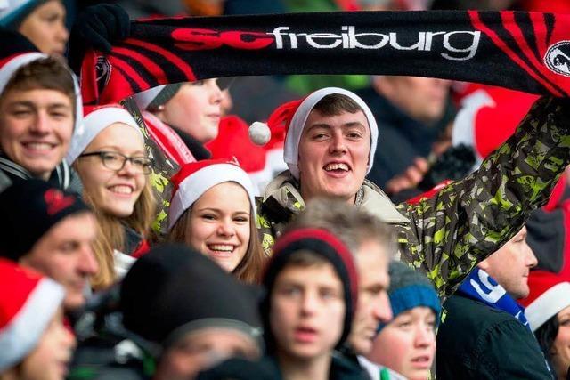 Gegen Fürth schweigen alle Zuschauer im SC-Stadion