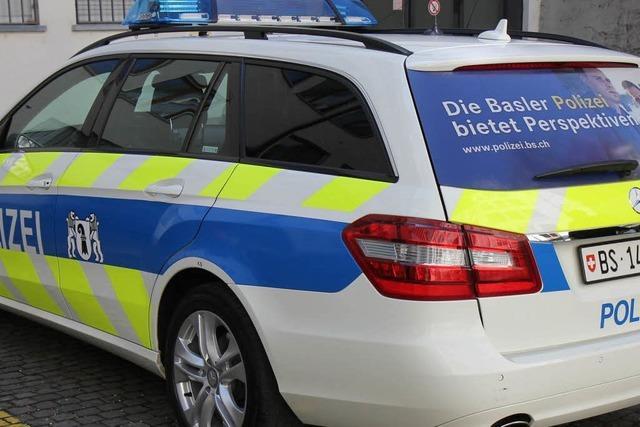 25-Jähriger erschießt in Basel einen Mann und verletzt zwei Frauen