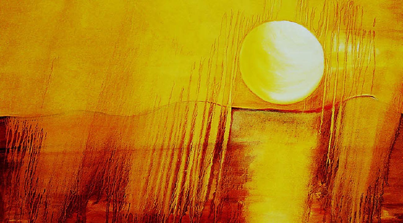 Freiraum für eigenen Gedanken und Asso...urRepro>Anja Bertsch</BZ-FotoNurRepro>    Foto: Anja Bertsch