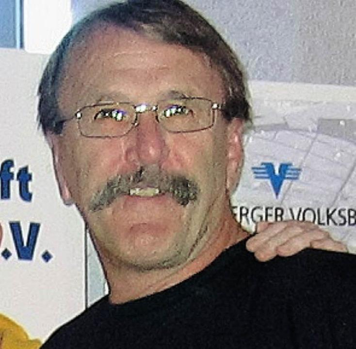 Dieter Strass     Foto: privat