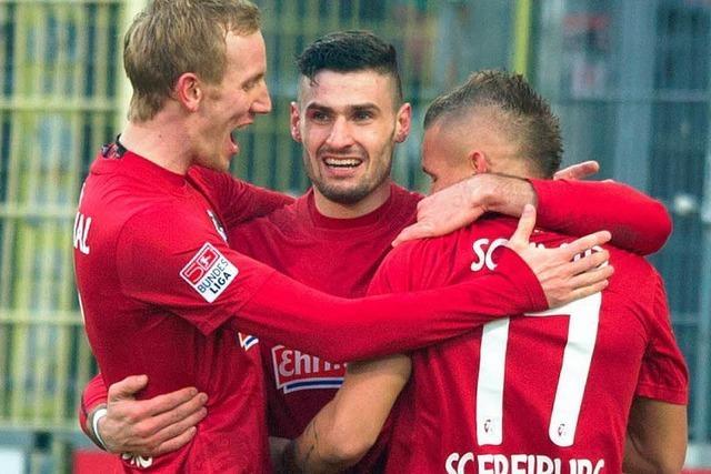 Wie die 23 Punkte den SC Freiburg bewegen