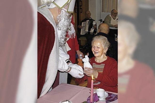 Mit viel Musik feiert die AWO den Advent