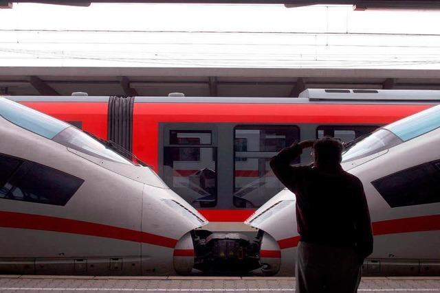 Halten Fernzüge demnächst in Bad Krozingen und Müllheim?