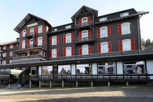 Das Sterben der alten Hotels
