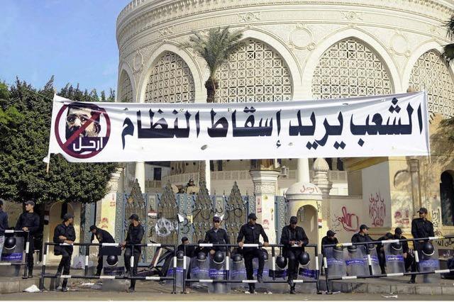 Opposition bleibt gegen Mursi hart