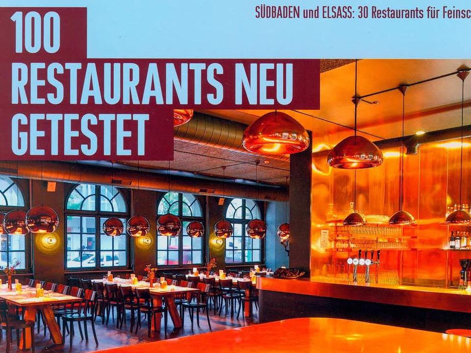 Zum siebten Mal gibt es den Gastro-Guide.  | Foto: CD Cover