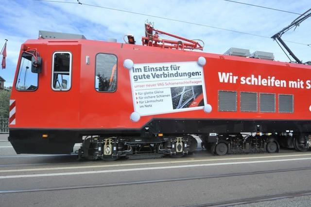 Abschleppmanöver sorgt für Stress im Freiburger Straßenbahnverkehr