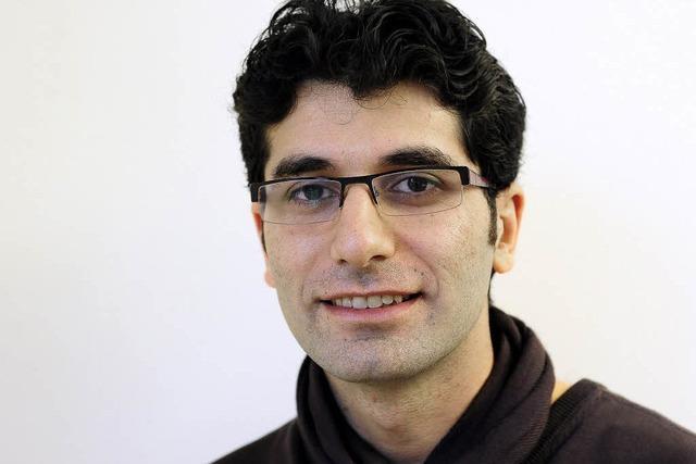 Hozan Ibrahim setzt sich seit zehn Jahren für ein demokratisches Syrien ein