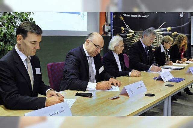 Waldkircher Sick AG investiert in die Forschung der Universität Freiburg