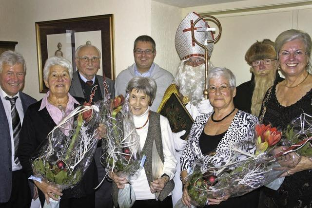 Wallbacher Senioren schmieden Pläne für 2013