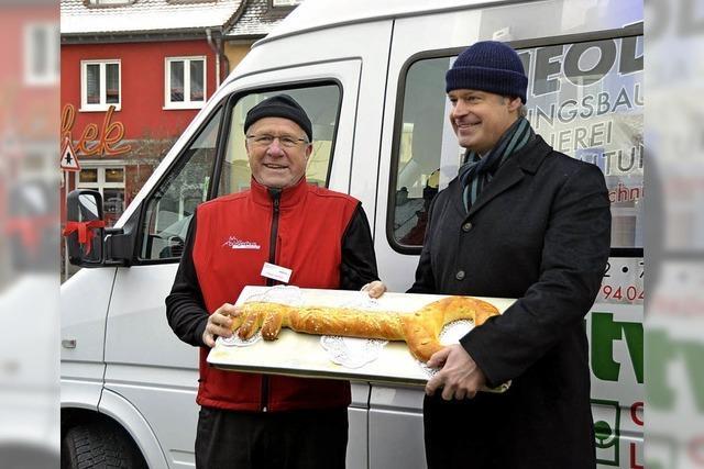 Bürgerbus auch in Breisach