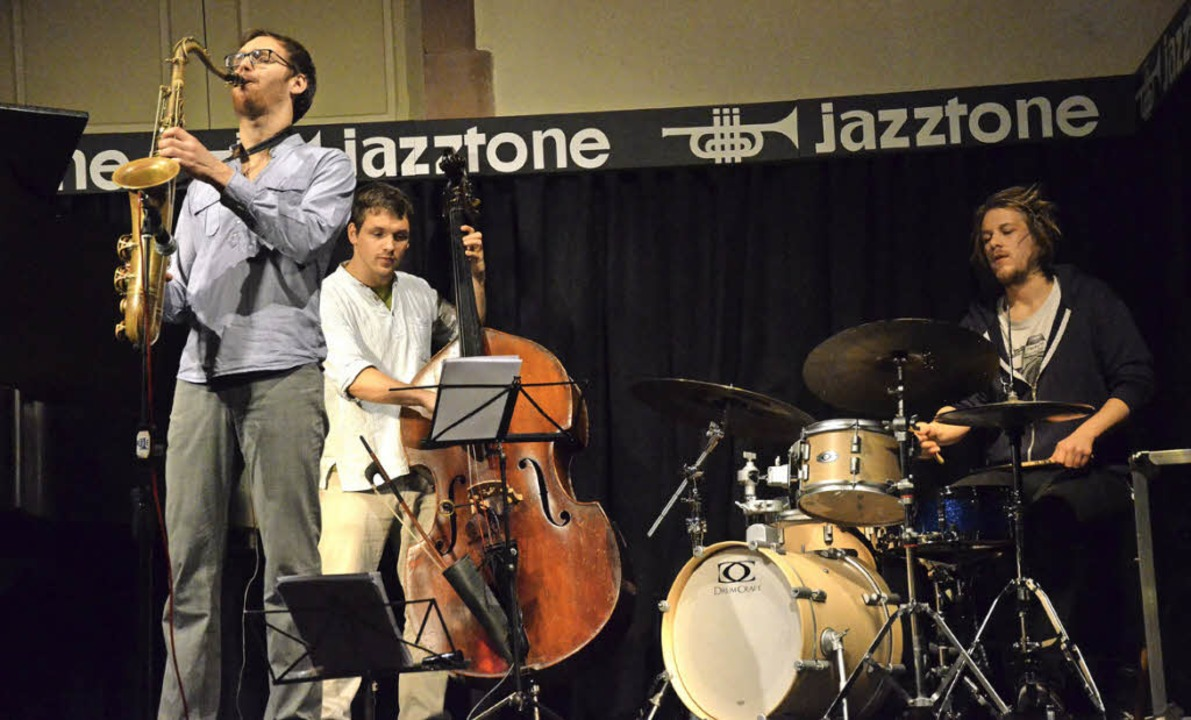 Radar auf der Jazztone-Bühne   | Foto: Barbara Ruda