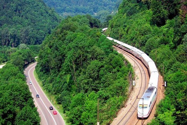 Die Bahn will grüner werden – Kooperation mit Uni Freiburg