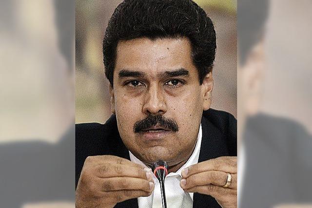 Nicolàs Maduro: Vom Busfahrer zum Kronprinzen von Hugo Chávez