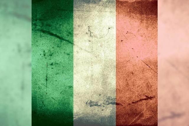 Die Sorge um Italien wächst