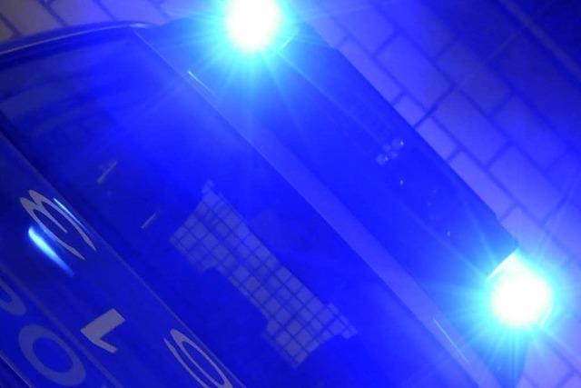 Franzosen wollen Unbekannten aus den Fängen der Polizei befreien