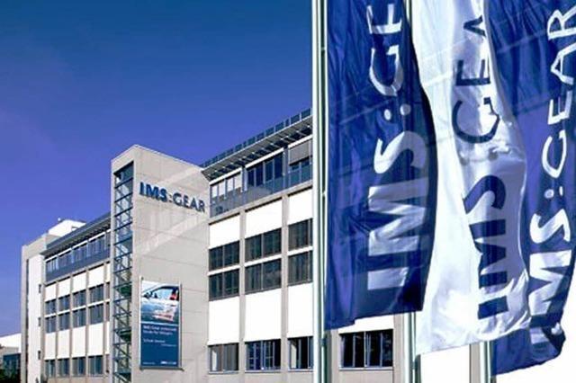 IMS Gear meldet Umsatzrekord und mehr Jobs