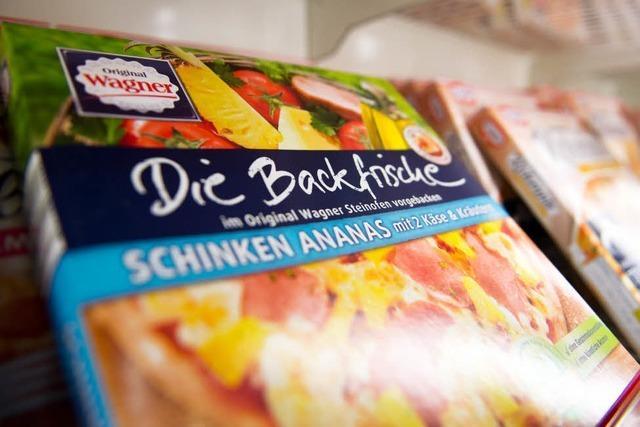 Metallteilchen im Teig: Wagner ruft neun Millionen Pizzen zurück