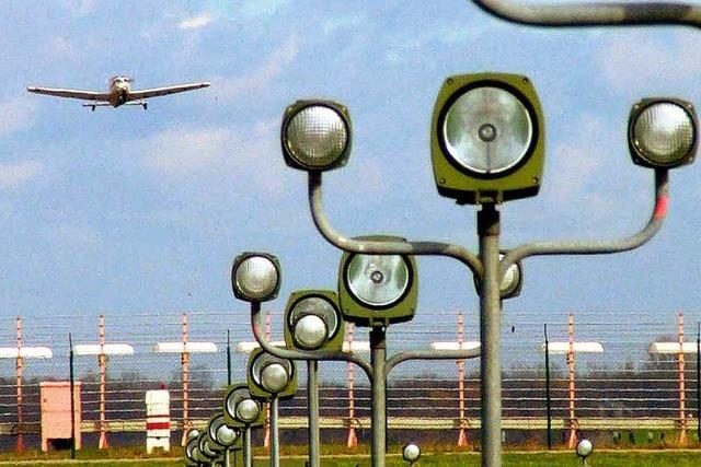 Lahr kauft Flugplatz für 3,4 Millionen Euro