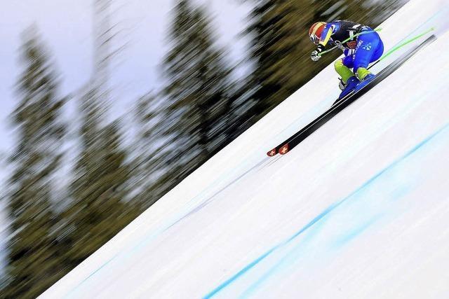Alpine Klettertour in Sichtweite zum Weltcup