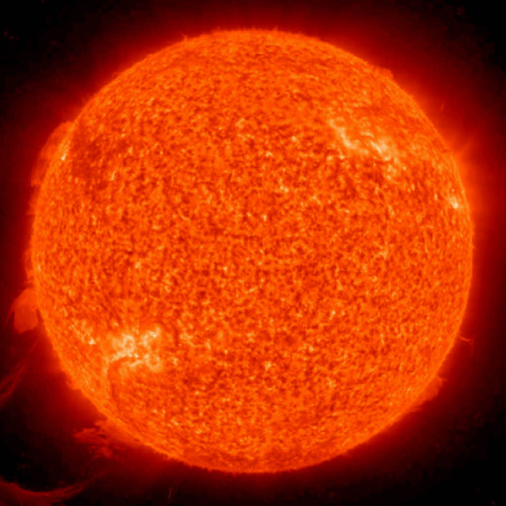 Sonne Nahaufnahme