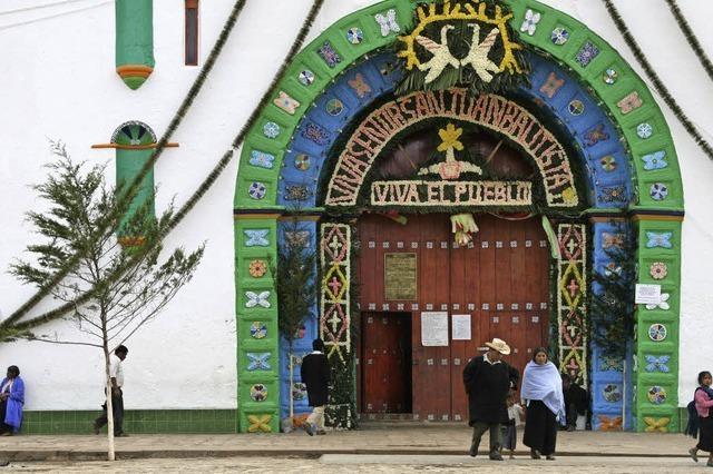 Der schwierige Spagat mit dem Tourismus in Mexiko