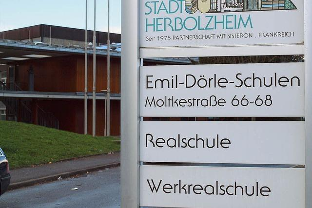 Guderjan und Louis kritisieren Herbolzheims Ratsbeschluss zur Gemeinschaftsschule