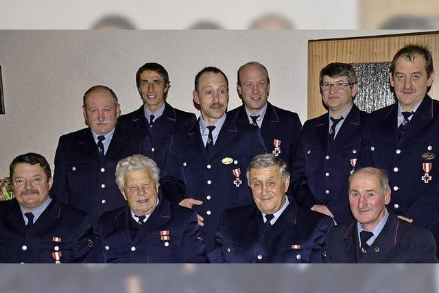 Unter sechs Kommandanten im Dienst