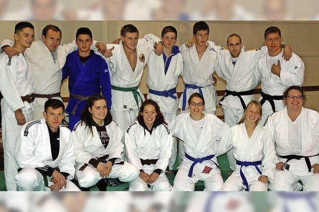 Judovergleich ohne Grenzen