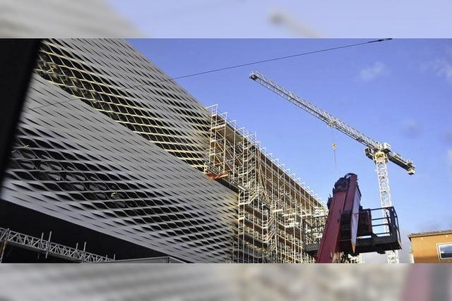 Generalunternehmerin des Basler Messe-Neubaus weist Vorwürfe wegen Lohndumping zurück
