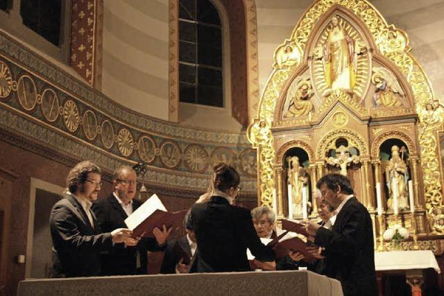 Gregorianische Gesänge zum Advent