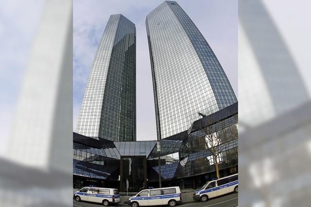 Ermittlungen gegen Deutsche-Bank-Vorstände