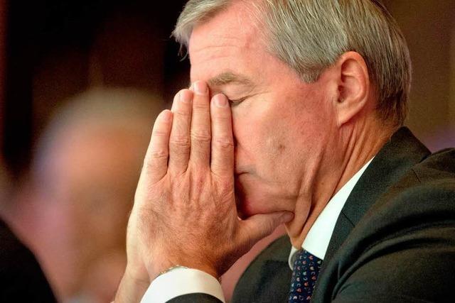 Deutsche-Bank-Chef Fitschen im Visier der Justiz