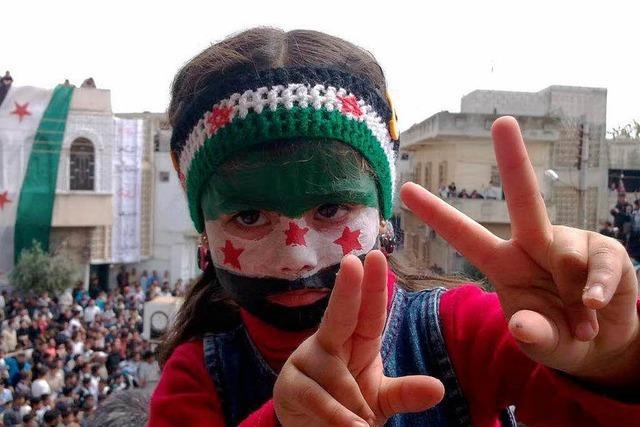 Syriens Opposition wird aufgewertet