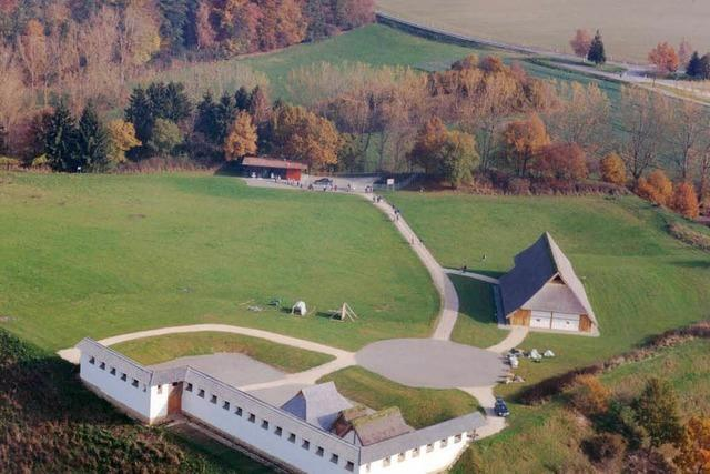Freilichmuseum Heuneburg: