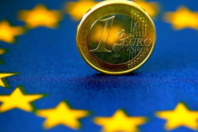 EU einigt sich auf Bankenaufsicht - Gipfel unbelastet