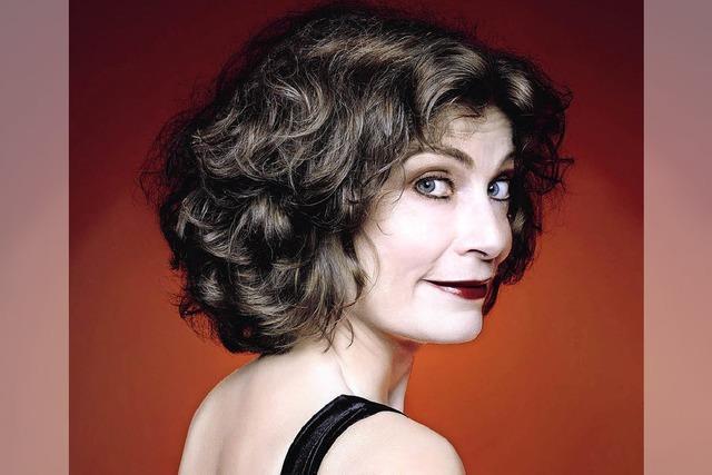 Musik-Kabarett mit Madeleine Sauveur